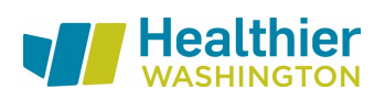 healthier washington